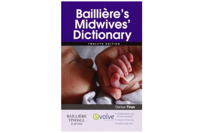 Baillieres Midwives Dictionary image
