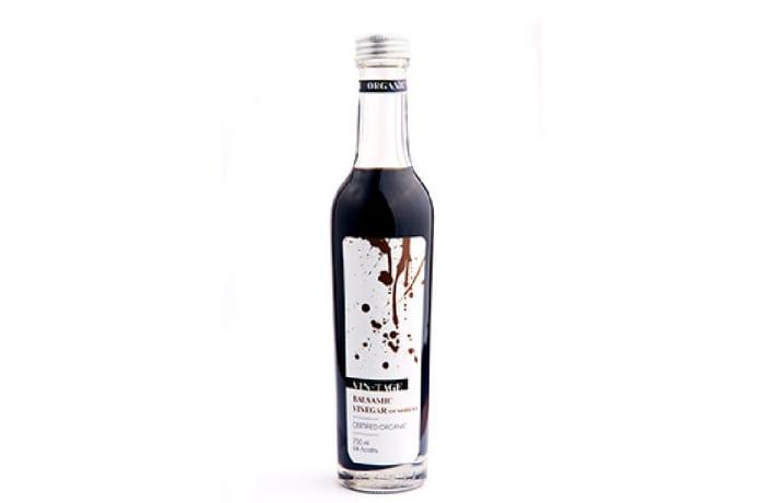 Balsamic Vinegar of Modena Certified Organic 250ml image