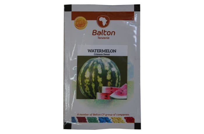 Watermelon - Crimson Sweet image