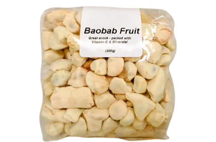 Baobab Fruit Chunks Immune System Support 200g image
