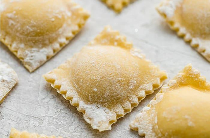 Tansi Kitchen - Fresh pasta: Beef and Thyme Ravioli  image