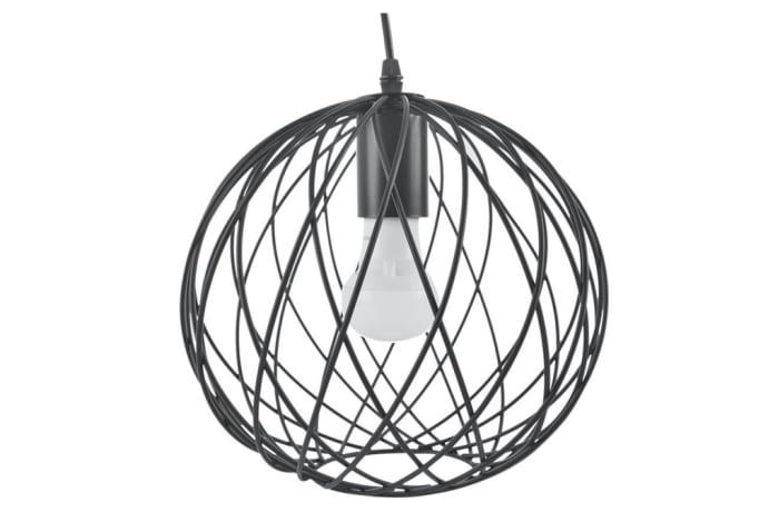 Vlite Single Bulb Globe Chandelier image