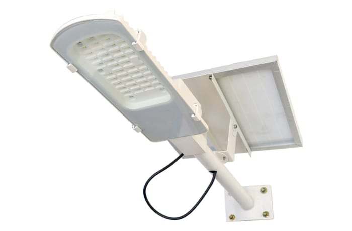 LED Solar Street Light with Panel image