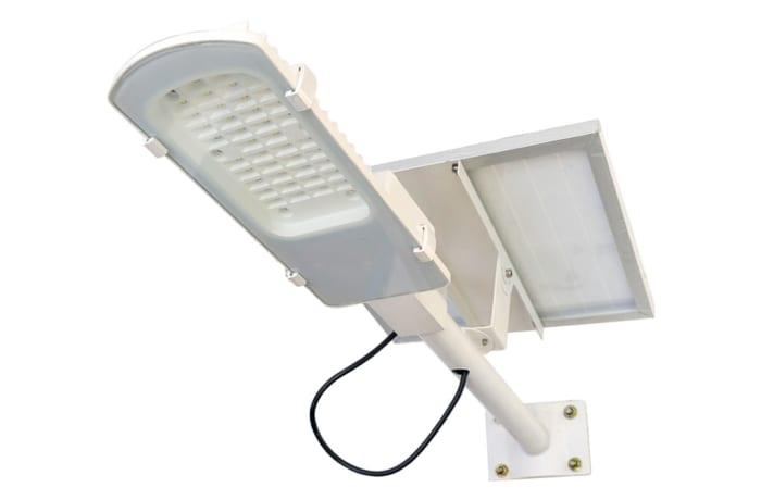 LED Solar Street Light with Panel image