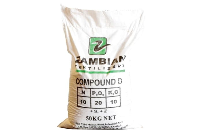 D Compound Fertilizer - 50kg image