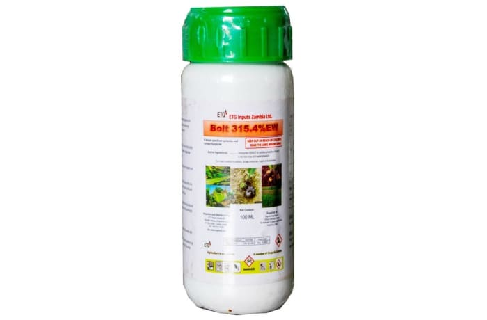 Bolt 315.4% EW Insecticide - 100ml image