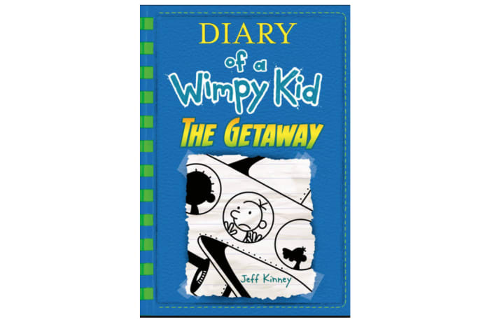 Diary of A Wimpy Kid- The Get Away image