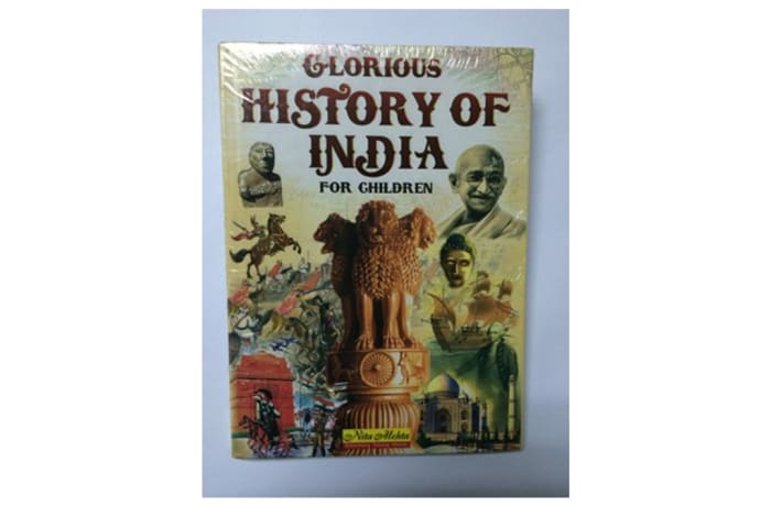 Glorious History Of India For Children image