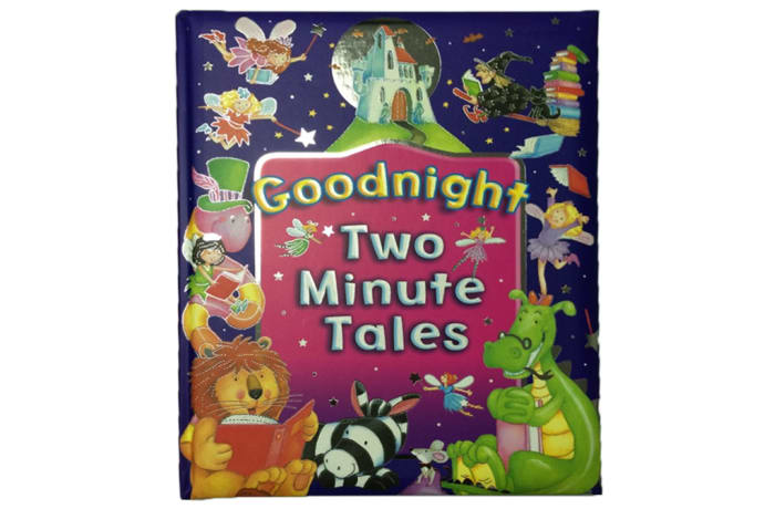 Goodnight 2 Minute Tales image
