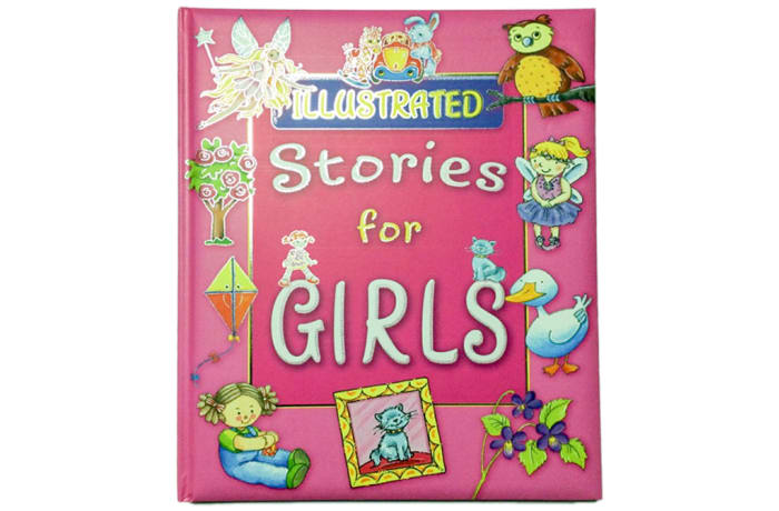 Illustrated Stories For Girls image