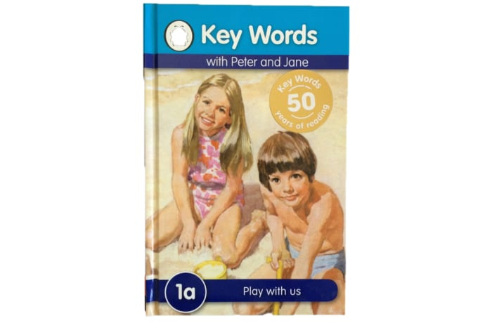 Key Words-With Peter And Jane -1a Play With Us image