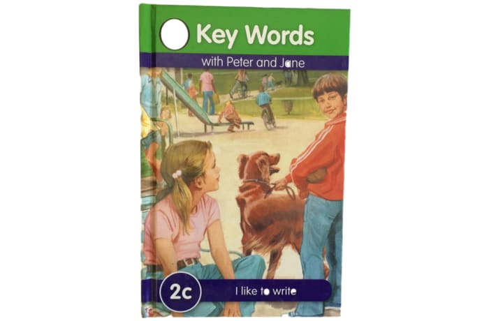Key Words - With Peter And Jane – 2c I Like To Write image