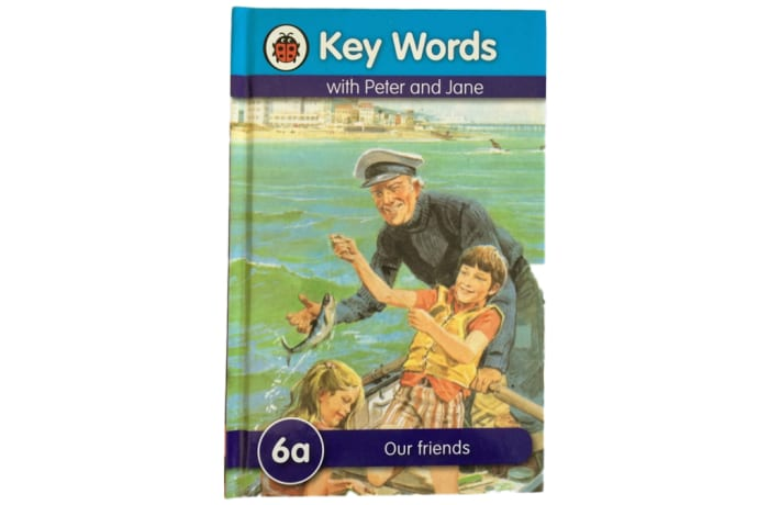 Key Words - With Peter And Jane – 6a Our Friends image