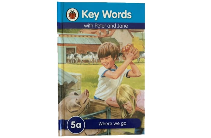 Key Words - With Peter And Jane – 5a Where We Go image