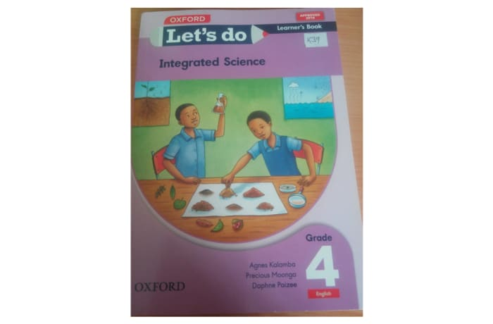 Let's Do Integrated Science Grade 4 image