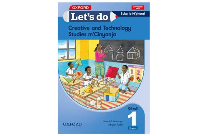 Let's Do Creative and Technology Studies Grade 1 Pupil's Book – Cinyanja image