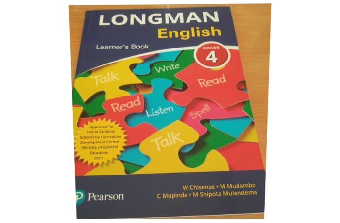 Longman English PB 4 image