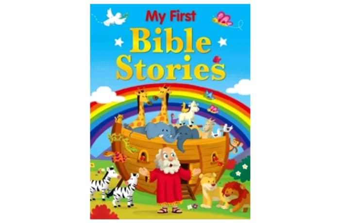 My First Bible Stories (Padded) image
