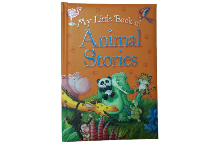 My Little Book Of Animal Stories image