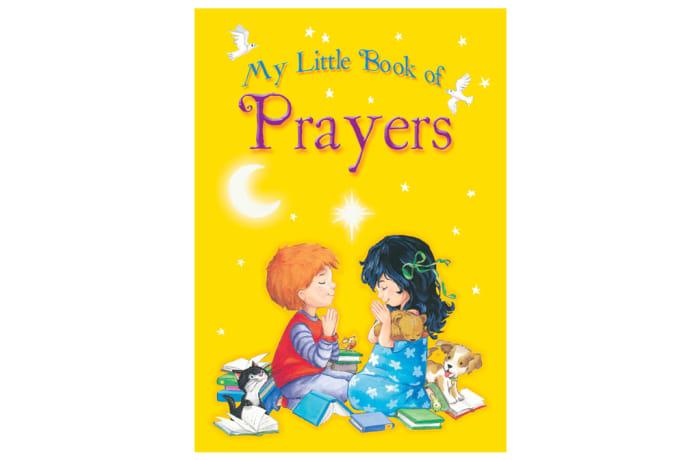 My Little Book of Prayers image