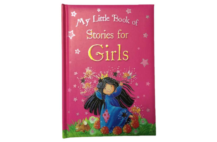 My Little Book Of Stories For Girls image