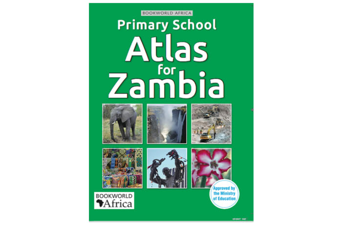 New Primary School Atlas for Zambia image