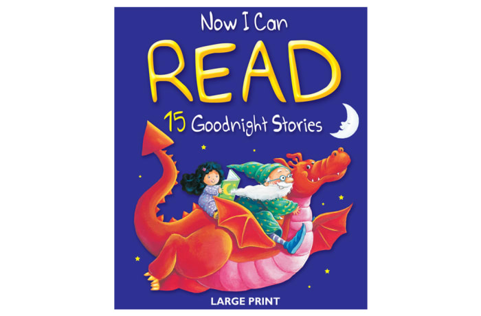 Now I Can Read 15 Goodnight Stories image