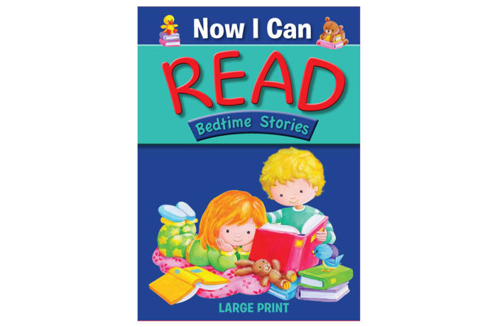 Now I Can Read Bedtime Stories image