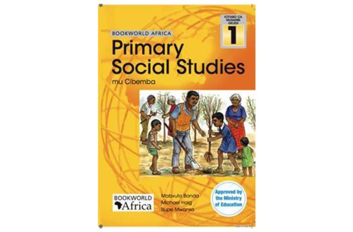 Primary Social Studies Pupil's Book Grade 1 Bemba image
