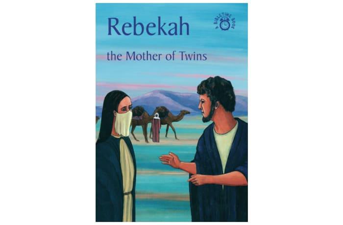 Rebekah – Mother of Twins image