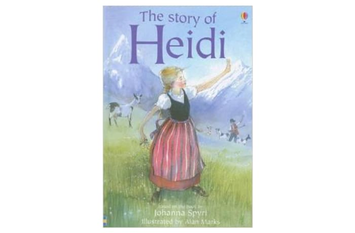 The story of Heidi image