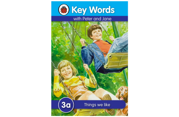 Key Words - With Peter And Jane – Things We Like 3A image