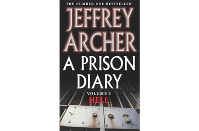 A Prison Diary Volume 1 Hell image