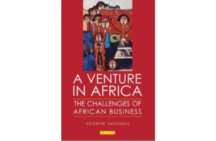 A Venture In Africa image