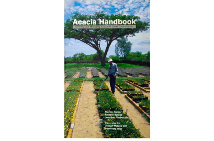 Acacia Handbook - Growing and managing Acacias image