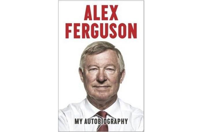 Alex Ferguson My Autobiography image