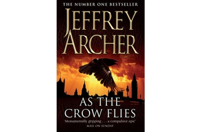 As The Crow Flies image
