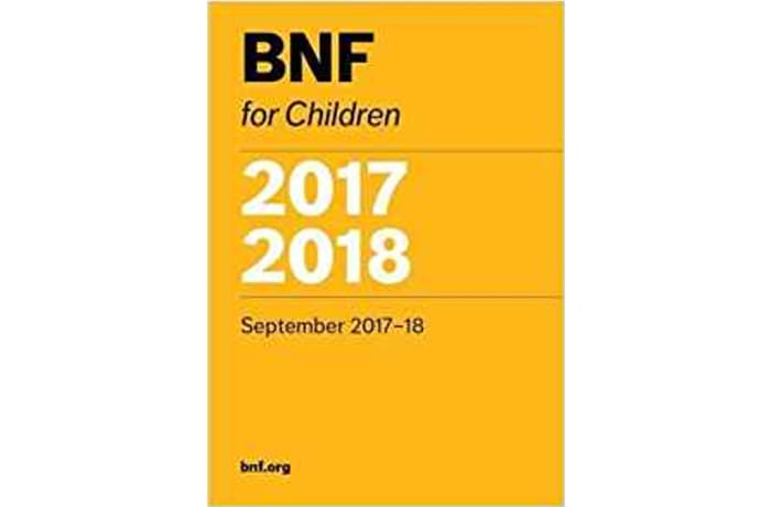 BNF 73 (British National Formulary) March 2017 image