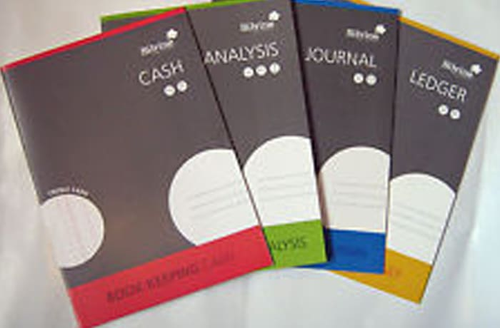 Cash Sale Books A4 image