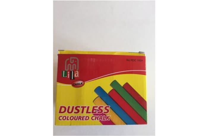 Dustless Colour Chalk image