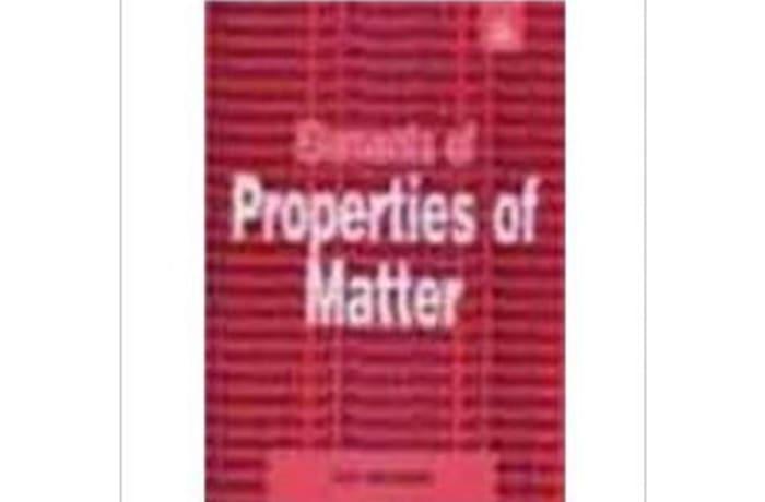 Elements of Properties of Matter image