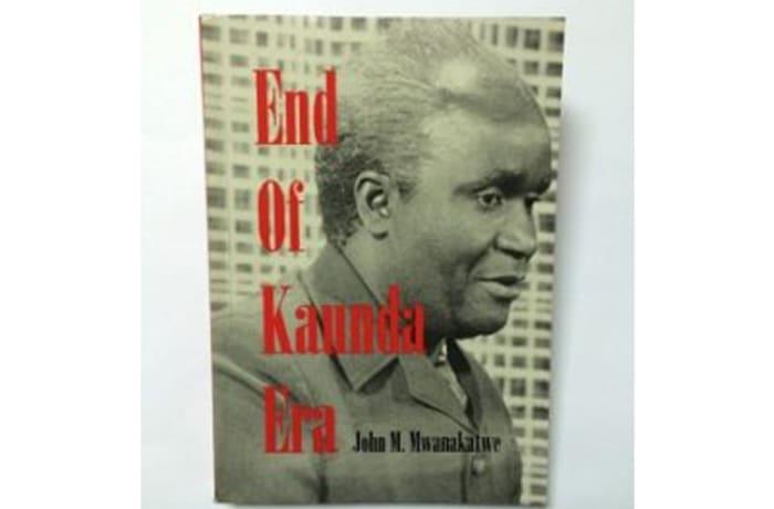 End of Kaunda Era image