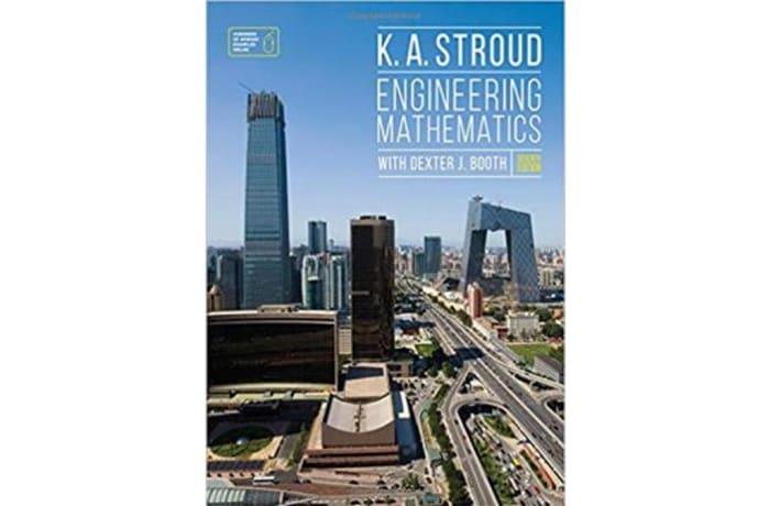 Engineering Mathematics 7th ed. 2013 Edition image