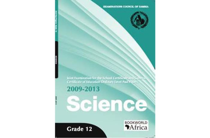 Grade 12 Science Past Papers 2009-13 image