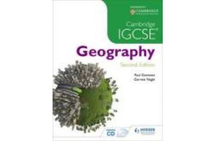 IGCSE Geography image