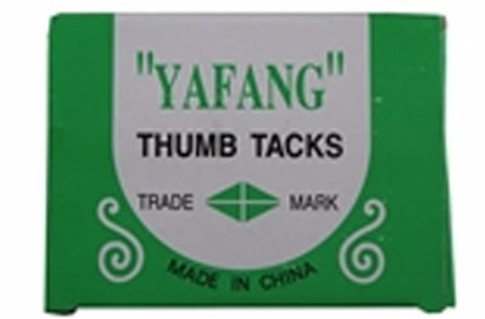 JY-Thumb tacks silver (#35564) image