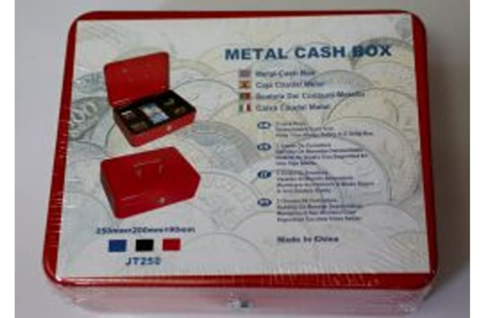 "JY- Cash box 10"" image"