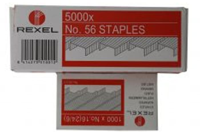 JY- Rexel staples 26/6 image