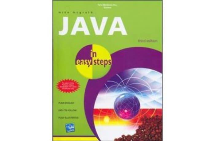 Java in Easy Steps image