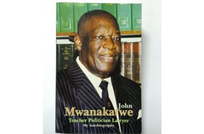 John Mwanakatwe Teacher Politician Lawyer image